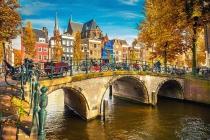 Кралството на шоколада - Белгия Ниската земя - Нидерландия и Градът на две нива - Люксембург с полет от София